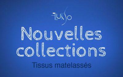 [#Nouveautés ] – trois nouvelles collections de tissus matelassés !