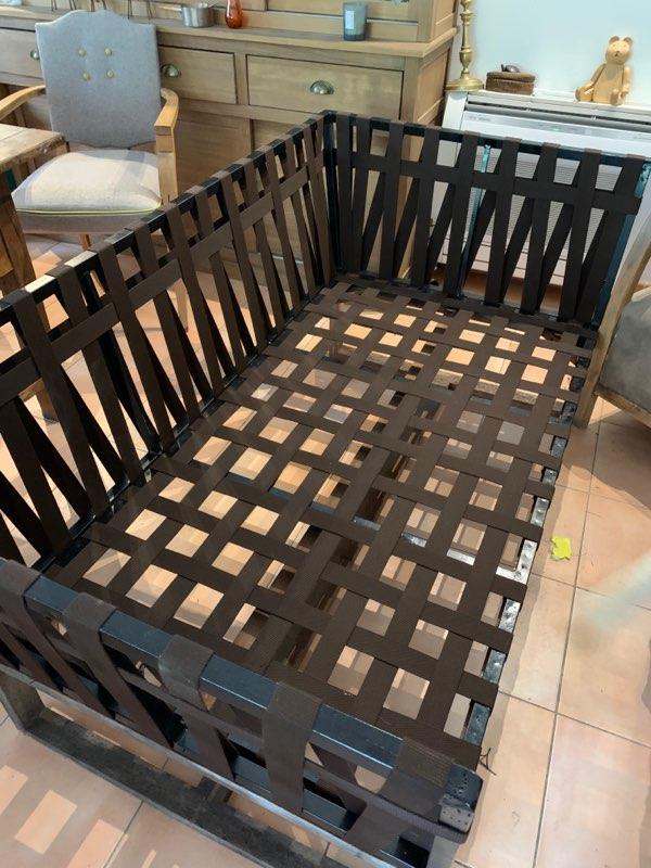 Rénovation de sièges en AGORA ROPE